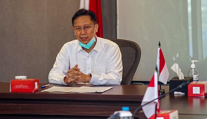 Langsung dari Kantor Presiden, BGS Komentari PSBB Ala Anies: Dampaknya Kita Lihat Ada