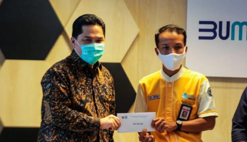 Erick Hujani Petugas KRL Penemu Uang Rp500 Juta dengan Hadiah