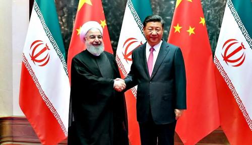 Awas Trump, China dan Iran Lagi Kumpulkan Kekuatan buat Hadapi AS