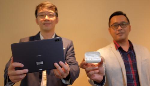 Huawei Luncurkan Seri Terbaru, Segini Harganya
