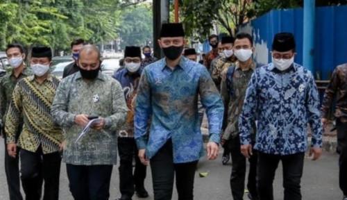 Agus Harimurti Yudhoyono Sambangi MUI Bahas Soal...