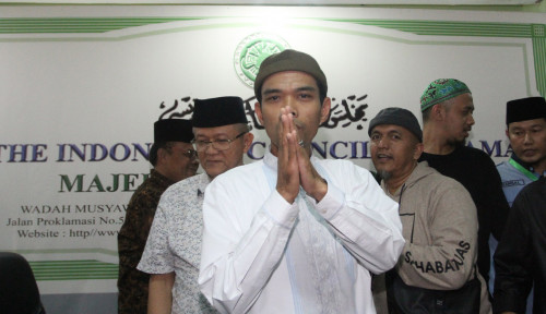 Ustaz Abdul Somad Bicara Soal Hukum Kalung Anti Corona, Katanya..