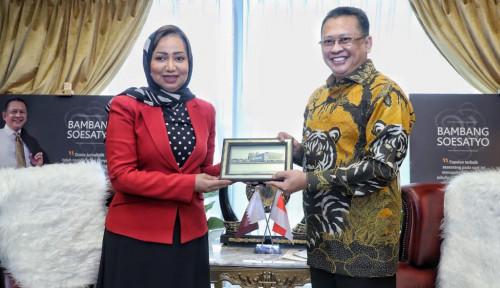 Bamsoet: Indonesia Siap Tampung Investasi dari Qatar