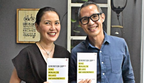 Erwin Parengkuan-Becky Tumewu Luncurkan Buku Generation Gap(less)
