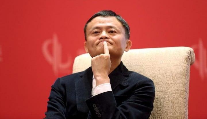 Foto Berita Dear Miliarder Jack Ma, Ant Group Harus Turunkan Ambisi Jika Ingin Tetap Eksis