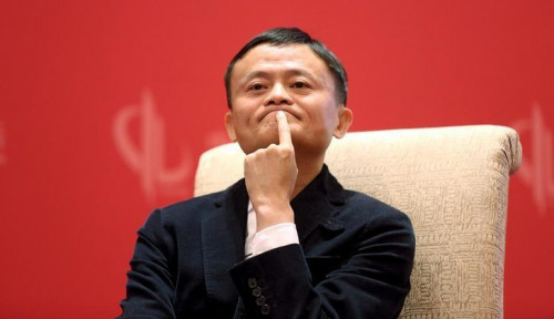 Foto Setelah TikTok, Apakah Trump Bakal Bidik Alibaba Milik Jack Ma?
