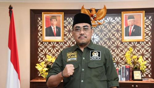 Jokowi Mau Bubarkan Lembaga, Gus Jazil Dukung: Cukup Separuh
