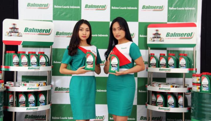 Balmerol Siap Produksi 9 Juta Liter Pelumas per Tahun