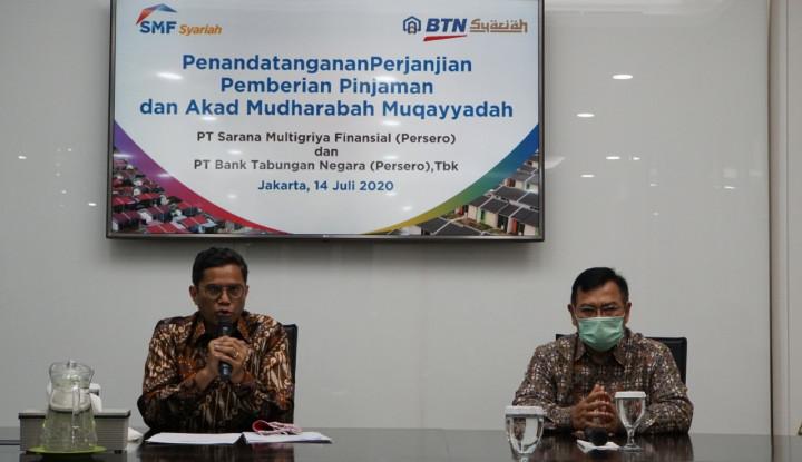 Dukung Pemulihan Ekonomi, BTN Optimalkan Pinjaman SMF Rp850 M