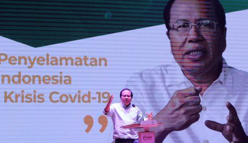 Rizal Ramli: Pada Dasarnya Bohong, Sangat Berbahaya Sekali...