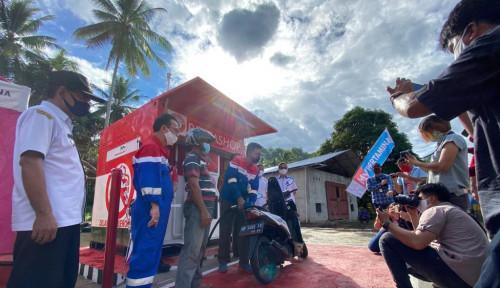 Selamat! Pertashop Pertama di Sulawesi Resmi Beroperasi