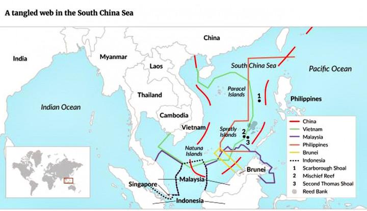 Studi Terbaru Ungkap Stok Ikan Menipis di LCS Akibat Pendudukan China