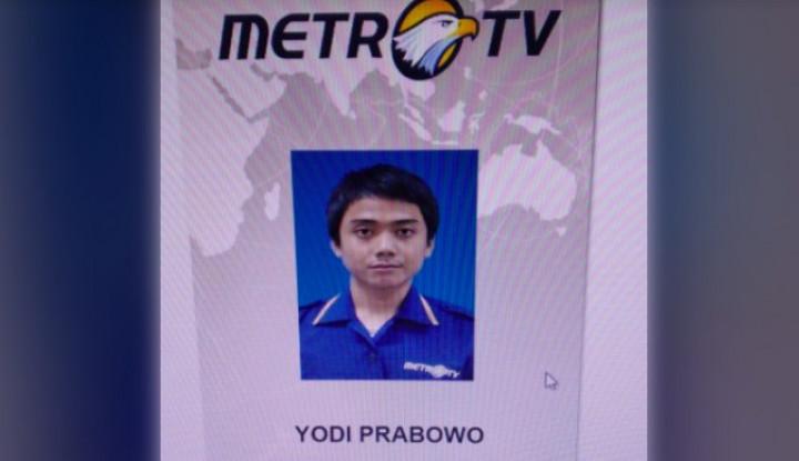 Polisi Siap Umumkan Pembunuh Editor Metro TV