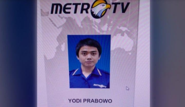 Emosi Berat, Ayah Editor Metro TV: Bercak Darahnya Aja Gak Ada?
