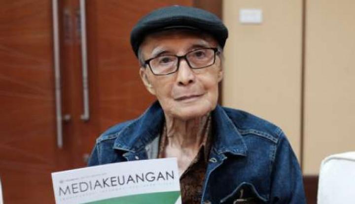 Sapardi Djoko Damono Tengah Siapkan Karya 'Minuman Keras'