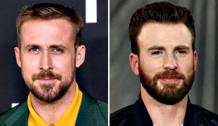 Netflix Garap Film Termahal, Dibintangi Ryan Gosling-Chris Evans