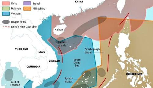 China Kirim 3 Kapal Perang ke LCS, Pengamat Militer Spontan Nilai Langkah Itu sebagai...