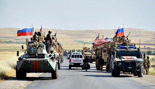 Bentrok Lawan Pasukan Rusia, Tentara AS Justru yang Gegar Otak