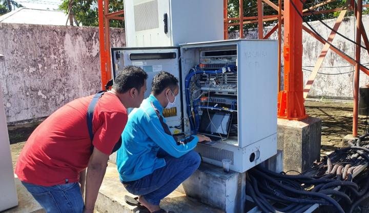 Pascabencana, Jaringan dan Layanan Telkomsel Pulih di Luwu Utara