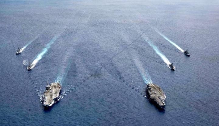 Hubungan China-Jepang Panas, Militer Mana yang Paling Unggul?
