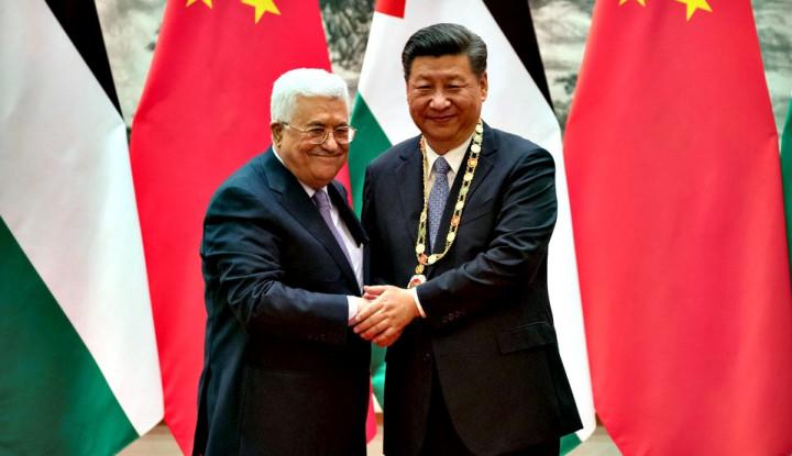 Jinping Akui Palestina Saudara Baik, Abbas: China Bisa Dipercaya