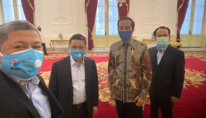 Jokowi ke Fahri Hamzah: Saya Kangen Suara Pak Fahri