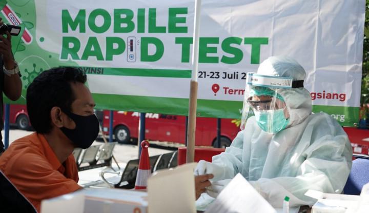 Dompet Dhuafa Maksimalkan Covid Test Mobile di Kawasan Cekal