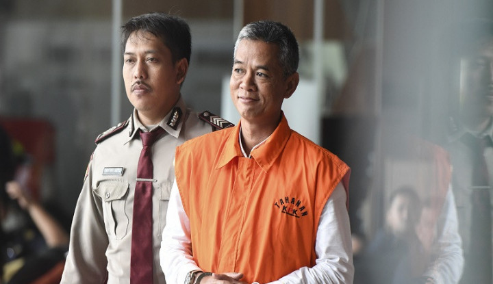 KPK Persilakan Wahyu Setiawan Bongkar Kecurangan Pilpres