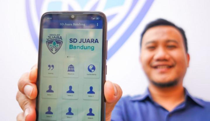 Rumah Zakat Bantu Pembelajaran Online Siswa Kurang Mampu, Lewat..