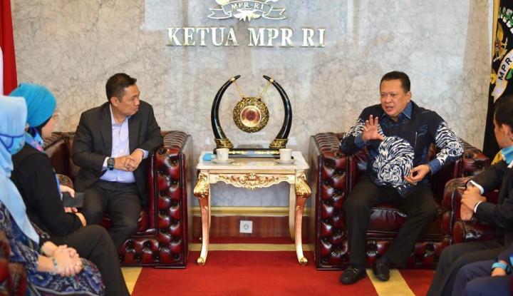 Bamsoet: Partai Gelora 'Darah Segar' bagi Perpolitikan Indonesia