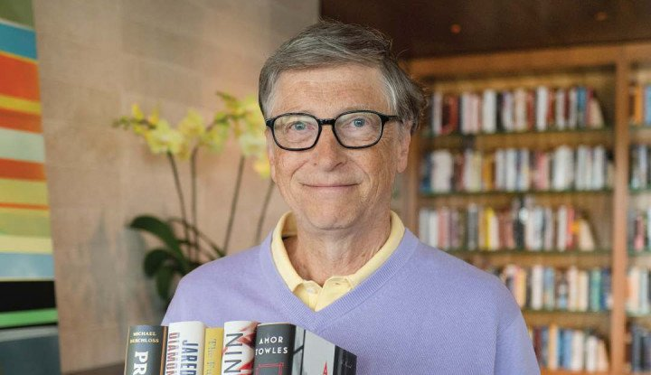 Foto Berita Bill Gates: Menyelesaikan Pandemi Covid-19 Lebih Mudah dari Perubahan Iklim