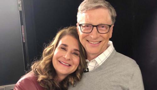 Foto WFH, Begini Keseharian Bill Gates Sejak Awal Pandemi Melanda