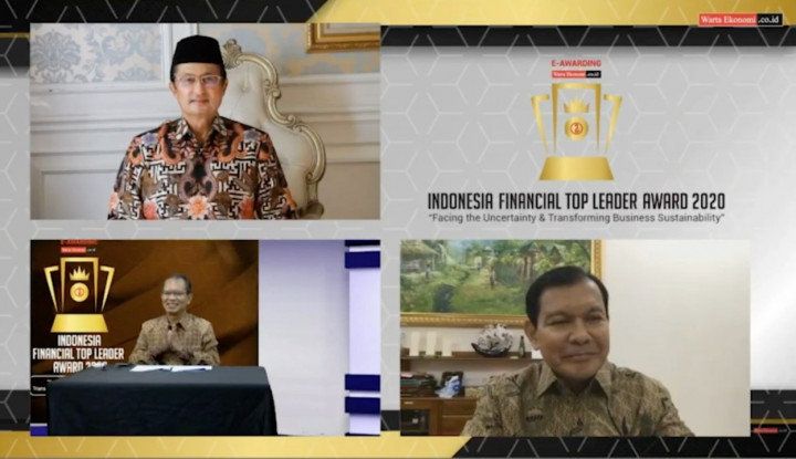 Selamat! CEO Citi Indonesia Terpilih Sebagai Best Leader
