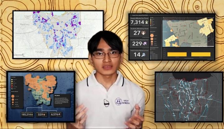 Bangga! Pelajar Indonesia Juarai Kompetisi Tingkat Dunia di AS