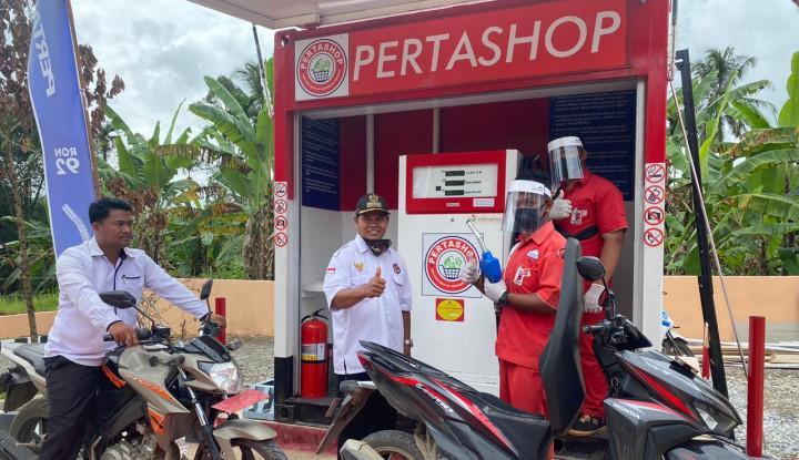 Rancak Bana! 7 Pertashop Hadir di Padang Pariaman