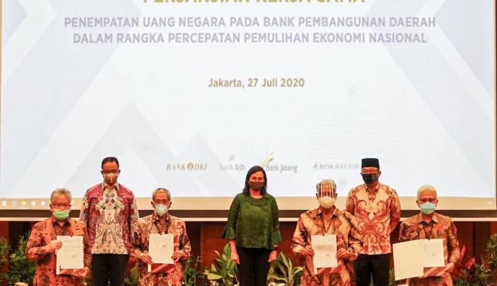 Bank BJB Siap Gunakan Dana Rp2,5 T untuk Optimalkan PEN