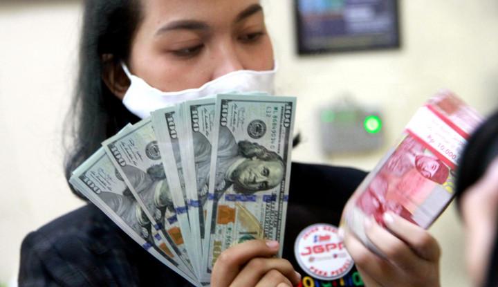 Miris! Dolar AS & Asia Ramai-Ramai Balas Dendam, Rupiah Dibungkam
