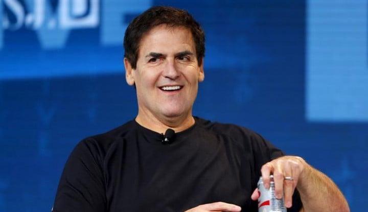 Foto Berita Ini Alasan Miliarder Mark Cuban Punya Cita-cita Pensiun di Usia 35 Tahun!