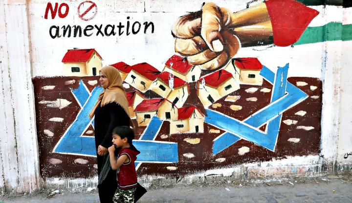 Analis Sebut AS Terindikasi Coba Cegah Israel Caplok Tepi Barat