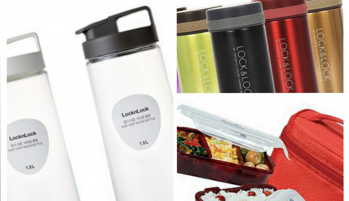 LocknLock Kembali Manjakan Pelanggan di Super Brand Day Shopee
