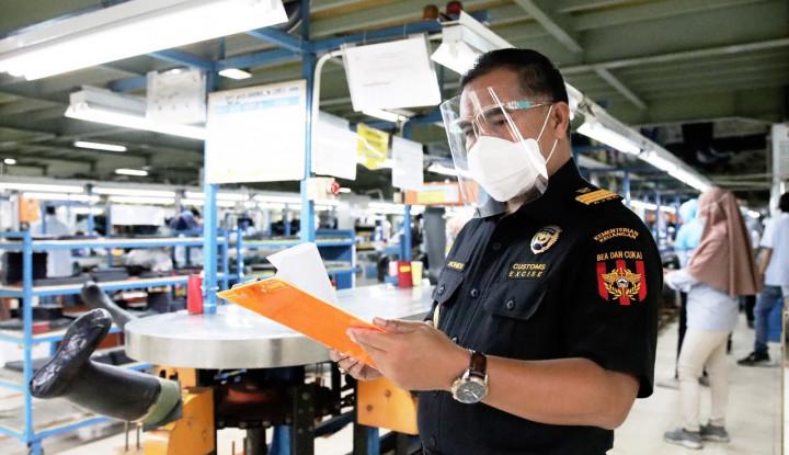 Semester I 2020, Bea Cukai Kediri dan Tangerang Capai 50% Target