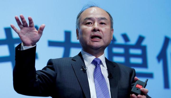 Masayoshi Son Semringah, SoftBank Kembali Cuan Rp176 Triliun!