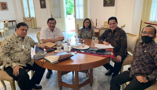 Ini Daftar Menteri-Menteri Jokowi yang 'Bete' Sama Anies Baswedan