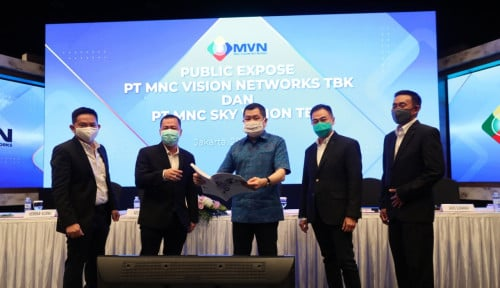 Pacu Pangsa Pasar, MNC Vision Networks Berinovasi dengan QR Code
