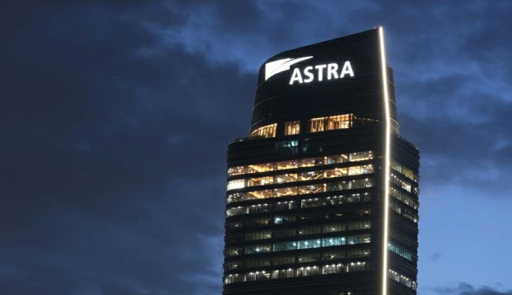 Astra International Sebar Dividen Rp4,6 Triliun