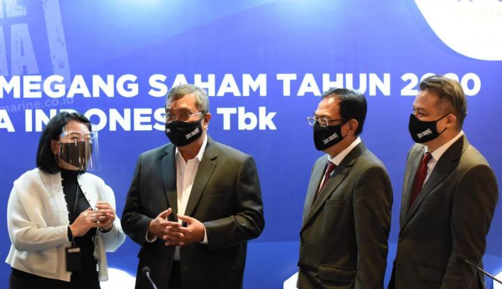 IPCM Naik 8%, Jasa Armada Indonesia Bukukan Laba Bersih Rp54 Miliar