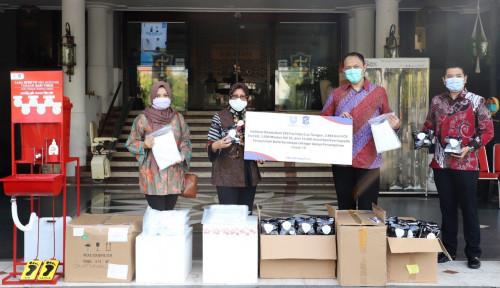Unilever Bantu Pencegahan Penularan Covid-19 di Surabaya