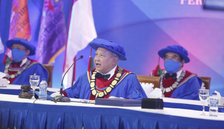 Siapkan Para Lulusan Plus, UP Gelar Wisuda Perdana