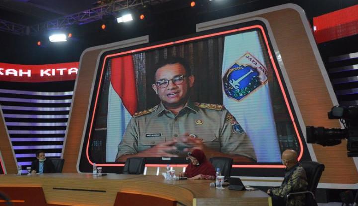 Anies Baswedan Tegaskan Punya Strategi Hadapi Covid-19, Katanya..