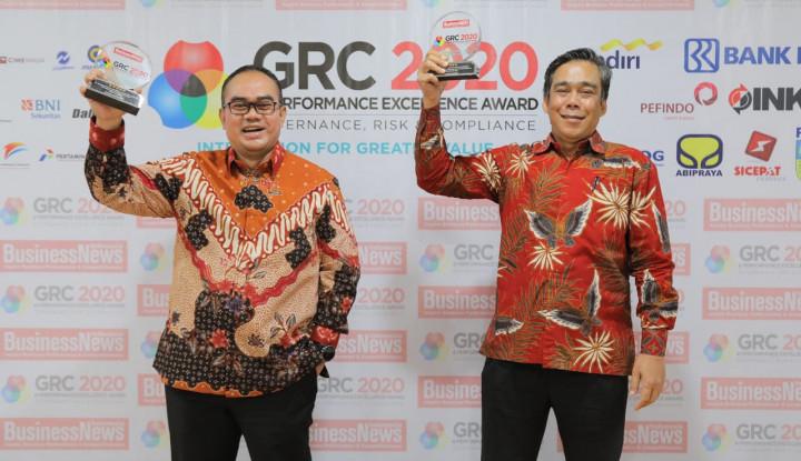 Ketje! PNM Sabet Dua Penghargaan Sekaligus di Award 2020